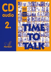 Time to Talk 2 – CD audio
