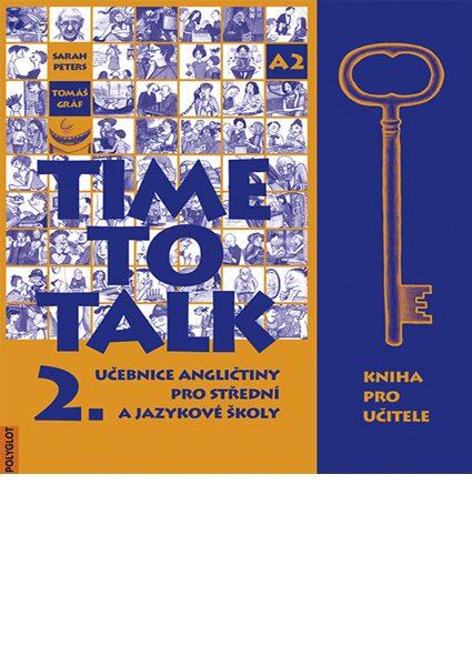 Time to Talk 2 – kniha pro ucitele