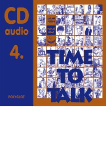 Time to Talk 4 – CD audio