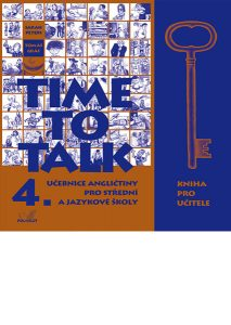 Time to Talk 4 – kniha pro ucitele
